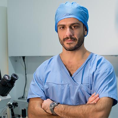 Dr. Dimitris Papadopoulos, Embryologos